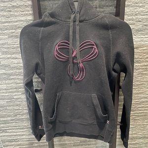 Aritzia TNA Logo Hoodie Size XS